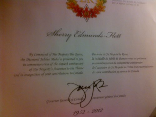Sherry-Diamond-Jubilee-Award
