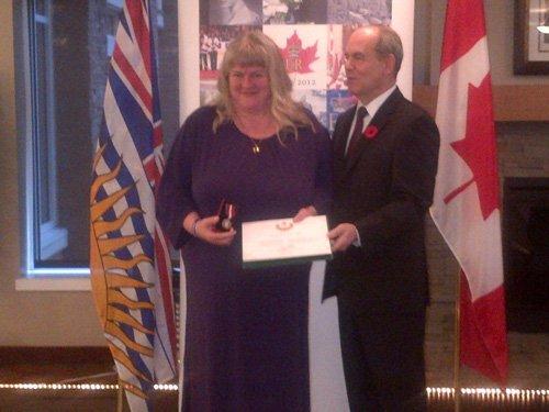 Sherry Edmunds Flett, LINC Society of BC, Mission, BC